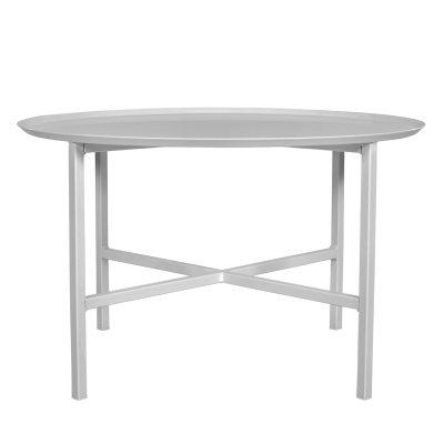 Bild av Domo Round Cross bord M, grå