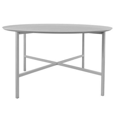 Bild av Domo Round Cross bord L, grå