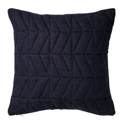 Quilted kudde, navy
