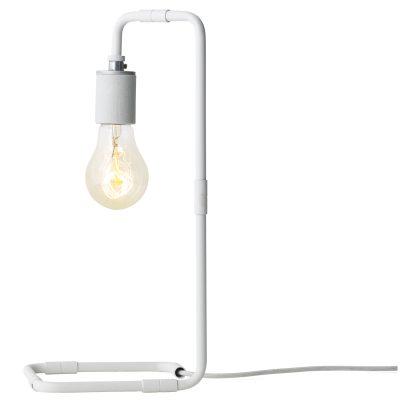 Bild av Reade bordslampa, vit
