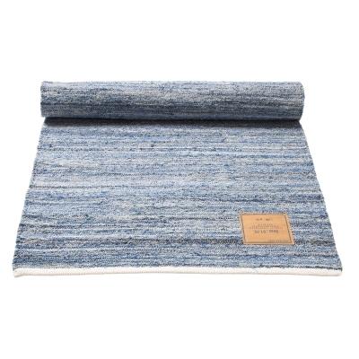 Jeans matta med kant 80×240