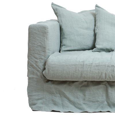 Le Grand Air Loveseat klädsel Green Pear