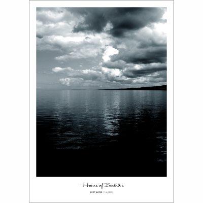 Bild av Deep Water poster, 50x 70
