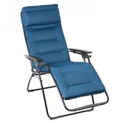 Futura Air Comfort solstol Coral Blue