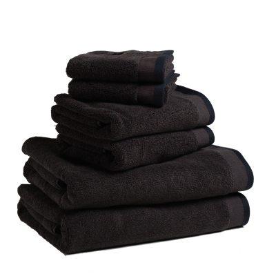 Bild av Dirty handduk 70x 50, dark ash
