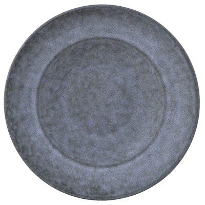 Stone djup tallrik 28 cm grå
