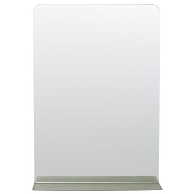 Room spegel, armygrön