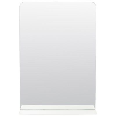 Room spegel, vit