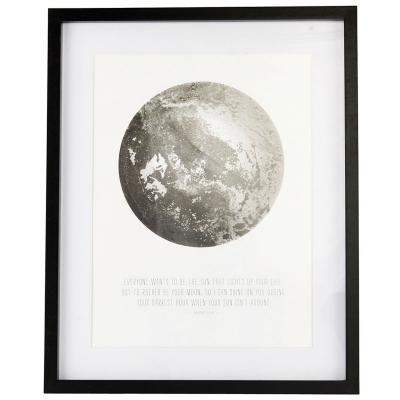 Moon med ram