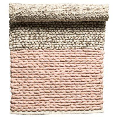 Mustik matta sten/rosa, 120x60