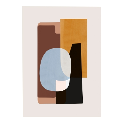 Abstraction poster, 1