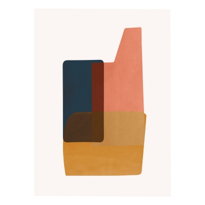 Abstraction poster, 2