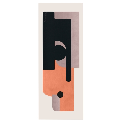 Abstraction poster, 4
