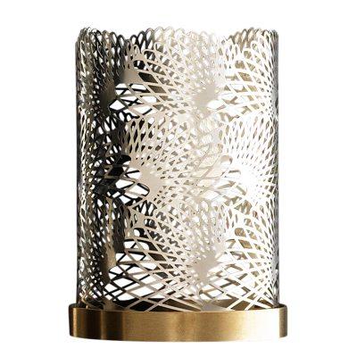 Celestial ljusstake, silver