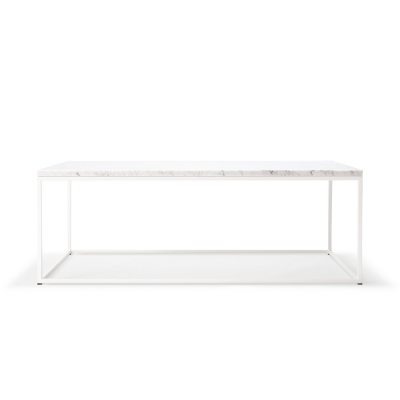 Bild av Marvelous Air marmorbord 120x 60 cm, carrara/vit