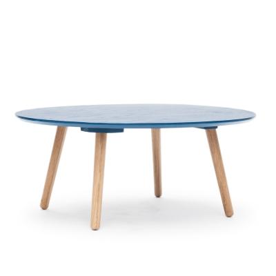 Ray soffbord, blå