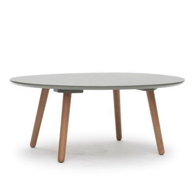 Ray soffbord, grågrön