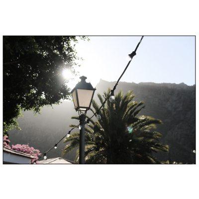Ljus i Mascadalen poster