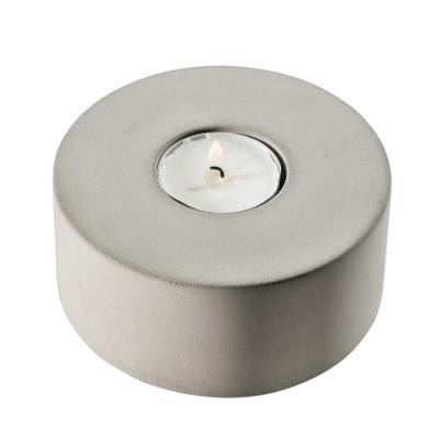 Bild av Sigtuna betongljusstake, grå