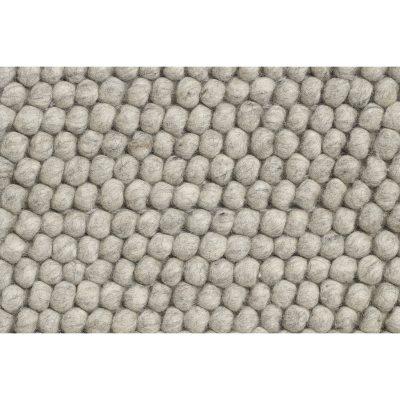 Bild av Peas matta 200x 300, soft grey