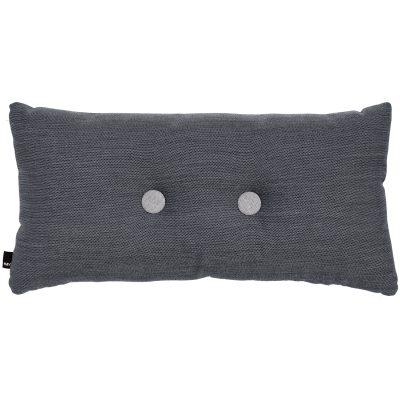 Bild av 2 Dots kudde, charcoal
