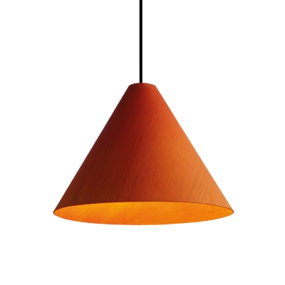 30degree lampskärm S, orange