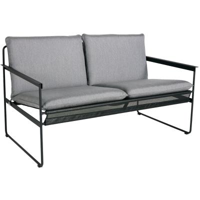 Slow Lounge soffa, svart