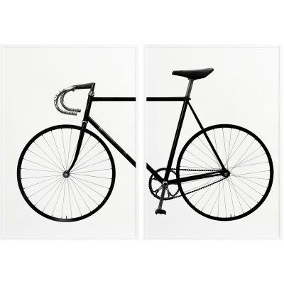 Bild av Ride poster, XL