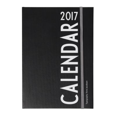 AJ A5 kalender 2017