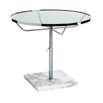 Bild av Pronto bord L, vit marmor
