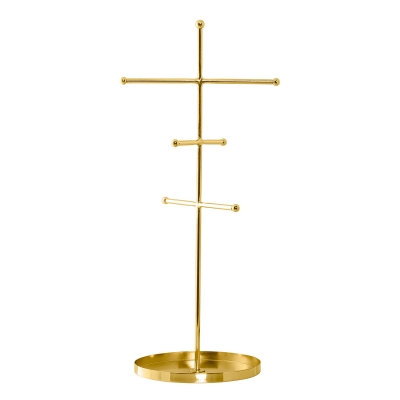 Crossed smyckesträd, guld