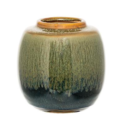Bild av Glaze vas, grön