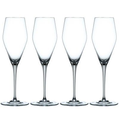 Decotique champagneglas, 4-pack i gruppen Mattor / Mattor / Bomull & Lin hos RUM21.se (1027858)