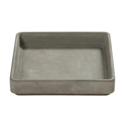 Stumpastaken skål L, betong
