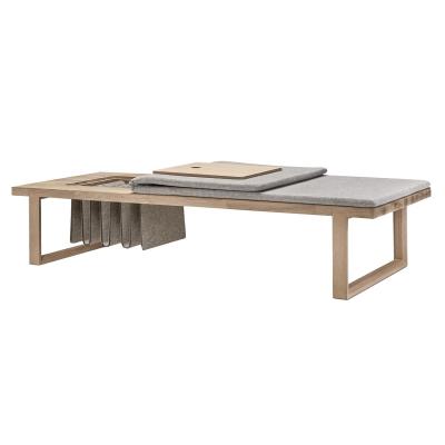 Pulse bädd/bord, ek