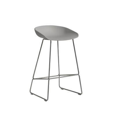 About a Stool 38 barstol h65 betong/rostfritt
