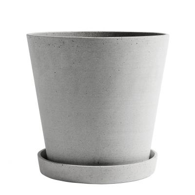 Flower Pot kruka XXL, grå thumbnail