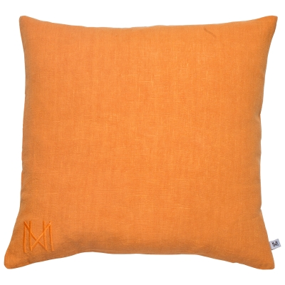 Bild av Plain kuddfodral, copper tan