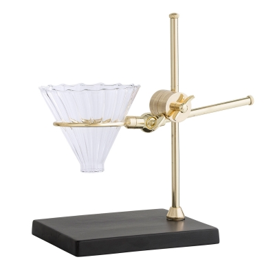 Drip Stand kaffebryggare mässing