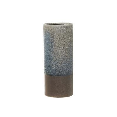 Bild av Stoneware vas, blå
