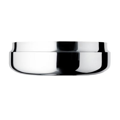 Tactile skål, stål