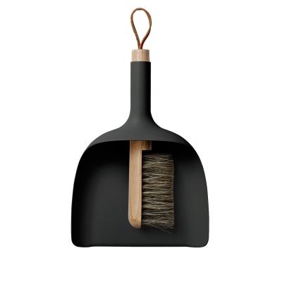 Sweeper & Funnel sopset svart