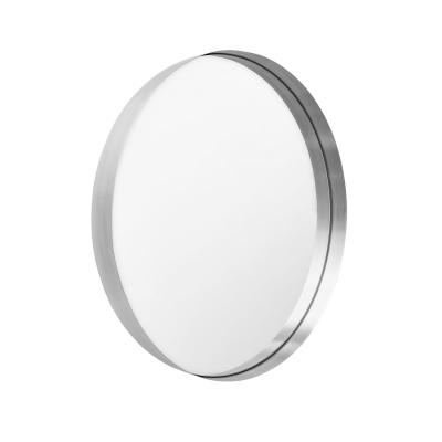 Bild av Darkly spegel, borstat aluminium