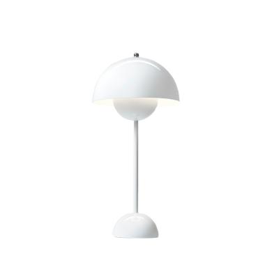 Bild av Flowerpot bordslampa VP 3, vit