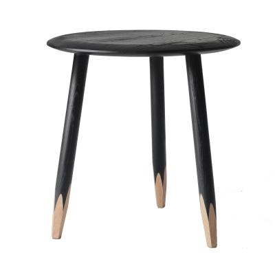 Hoof table SW1 svartbetsad ek