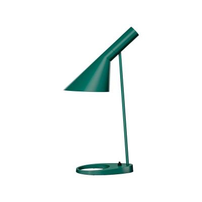 Bild av AJ bordslampa, mörkgrön