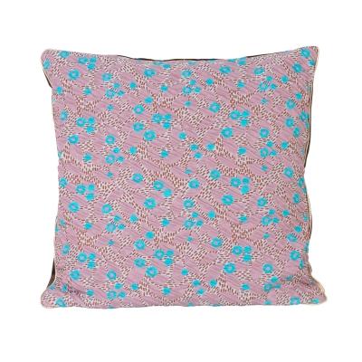 Salon kudde flower, rosa