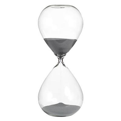 Ball timglas L, silver