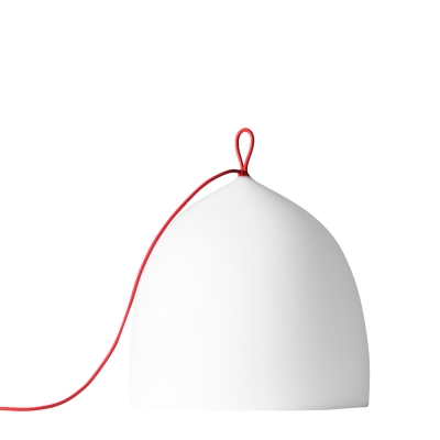 Bild av Suspence nomad golvlampa, röd