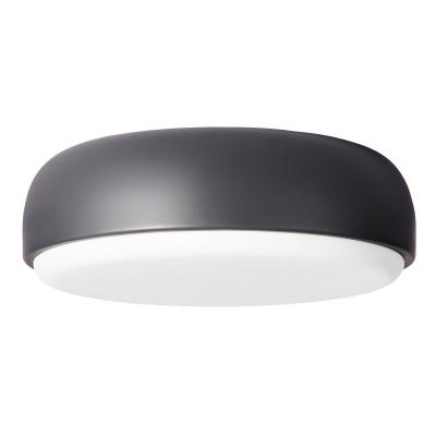 Bild av Over Me 40 taklampa/vägglampa, mörkgrå